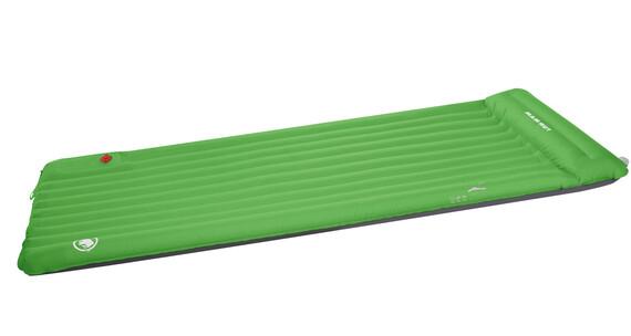 Mammut Kompakt Pump zelf-opblaasbare slaapmat 7.5 cm groen